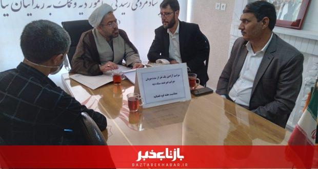آزادی زندانی قمی بمناسبت هفته قوه قضائیه