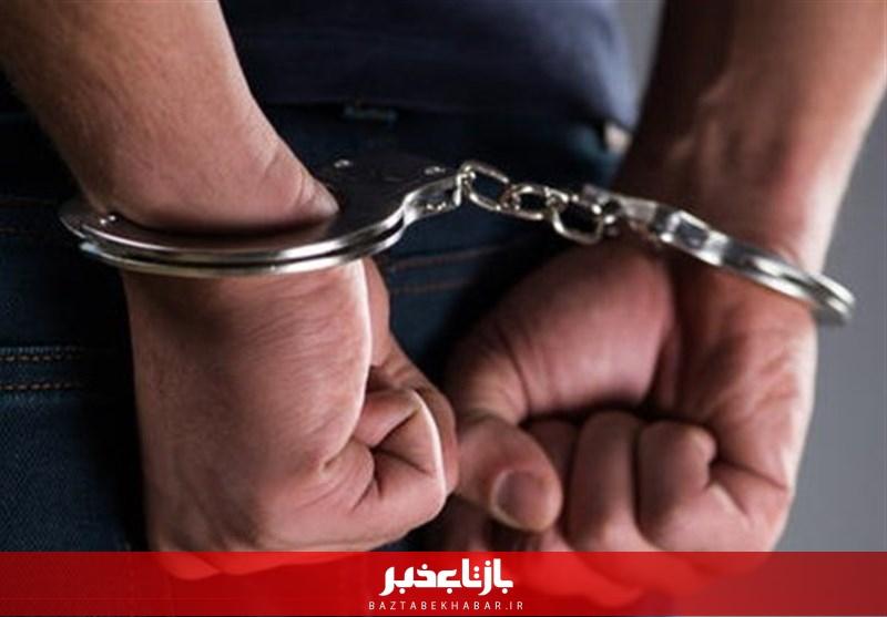 سارقین با ۱۵ فقره سرقت در قم دستگیر شدند