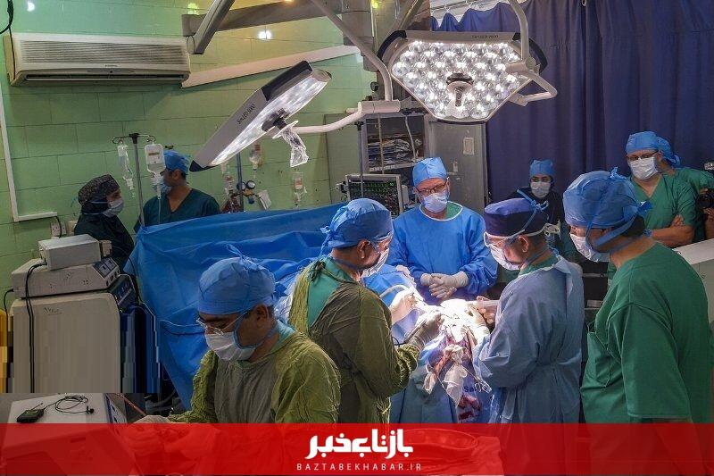 اعضای بدن ۱۱۴ بیمار مرگ مغزی قم به نیازمندان پیوند شده است