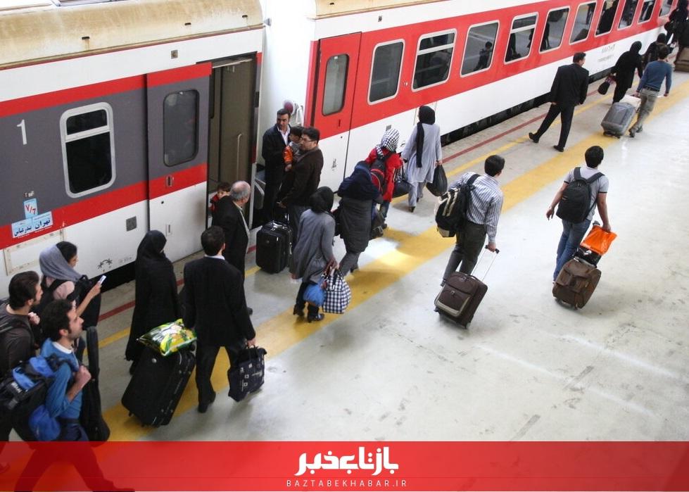جابهجایی مسافر توسط راهآهن قم ۹۴ درصد کاهش یافتهاست