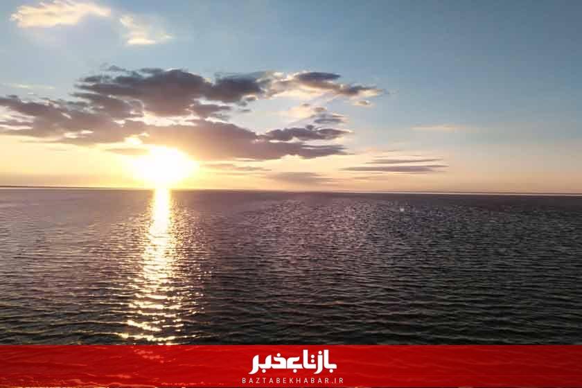 دریاچه نمک با حفظ ساختار طبیعی، فرصت اقتصادی ویژه برای قم