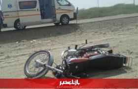 حوادث موتورسواران در قم ۳۹ درصد کاهشیافته است