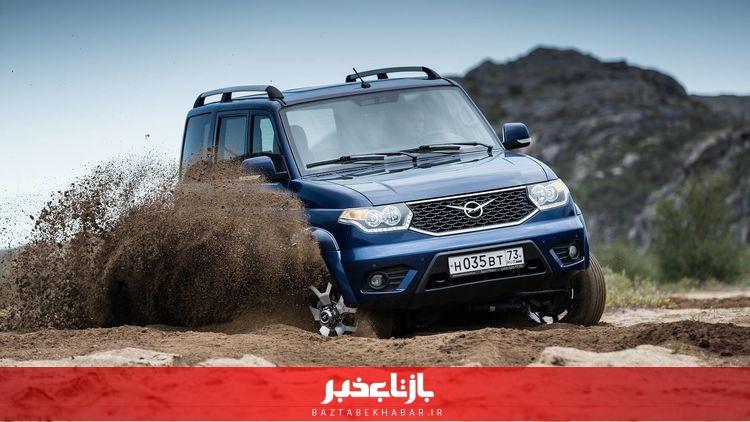 ۶۰۰ و ۶۵۰ میلیون قیمت ۲ خودروی روسی در ایران؛ فروش فقط نقد