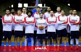 رویارویی شیمیدر قم با ذوبآهن در ایستگاه دهم بسکتبال ایران