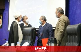 طرح چالشهای تولید و صادرات قم در حضور وزیر صمت