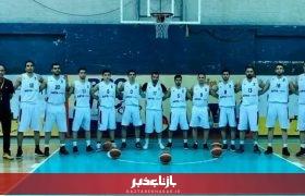 پیروزی خانه بسکتبال قم برابر مهرام