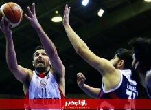 جشنواره گل ۱۰۰ تایی شیمیدر قم در خانه بسکتبال خوزستان