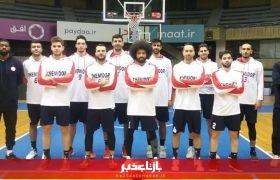 شیمیدر قم گلزنترین تیم لیگ برتر بسکتبال / جدال با خوزستانیها در پلیآف