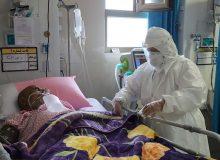 آمار فوتیهای کرونا، امروز ۱۴۰۰/۰۱/۲۶
