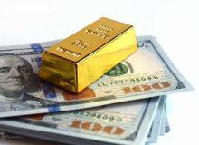 نرخ روز دلار، یورو، قیمت طلا و سکه پنجشنبه ۲۶ فروردین ۱۴۰۰