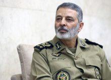 پیام امیر سرلشکر موسوی بمناسبت روز ارتش