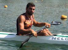 آقا میرزایی اولین المپیکی قایقرانی ایران در توکیو