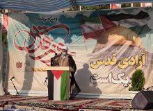 امام جمعه کرمان: ایران باید در میدان عملی و دیپلماسی فعال باشد