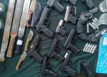 تفنگ فروشِ فضای مجازی دستگیر شد