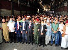 راهپیمایی روز جهانی قدس در سوریه برگزار شد