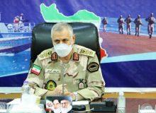 فرمانده مرزبانی ناجا : مرزها باید تقویت شوند