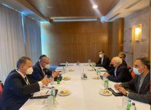 تاکید وزرای خارجه ایران و کرواسی بر لزوم گسترش روابط دوجانبه