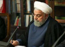 دستور روحانی در پی درگذشت خبرنگاران