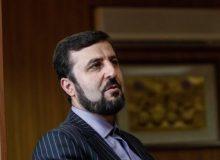 سفیر ایران در سازمان ملل رای خود را به صندوق انداخت
