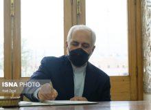ظریف در گذشت خبرنگار ایسنا را تسلیت گفت