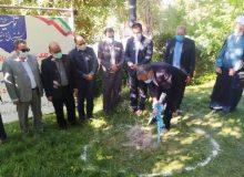 عملیات اجرایی بازارچه صنایعدستی خنداب آغاز شد
