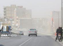 هشدار هواشناسی نسبت به خیزش گرد و خاک و کاهش دید در سه استان کشور