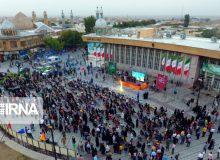 جشن بزرگ عید غدیر در همدان برگزار شد