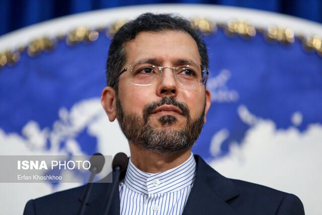 خطیبزاده: ایران در کنار تونس برای عبور از مرحله کنونی قرار دارد