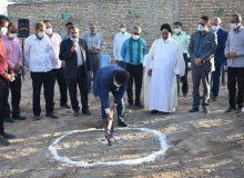 ساخت مجموعه فرهنگی بیتالرضای بهاباد آغاز شد
