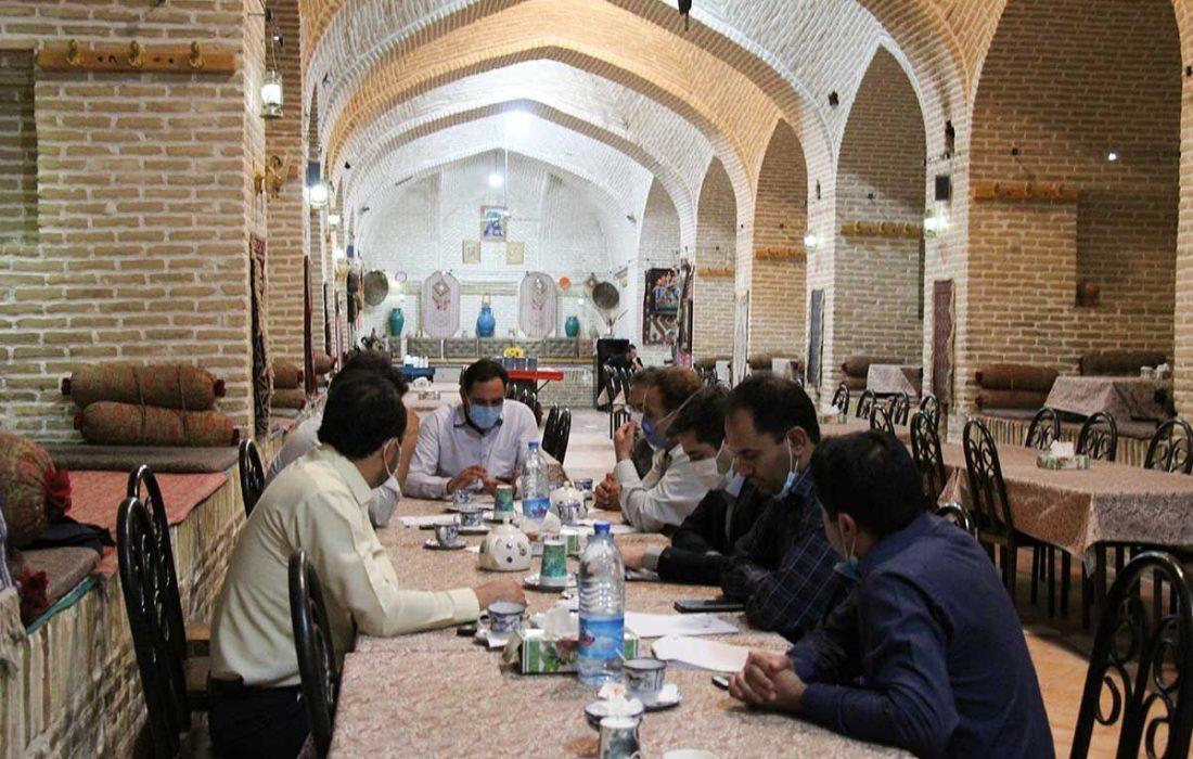 معاون فرمانداری میبد: کاروانسرای شاه عباسی در آستانه ثبت جهانی است