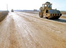 ۲۸۸ پروژه راه و پلسازی برکت در مناطق روستایی و عشایری