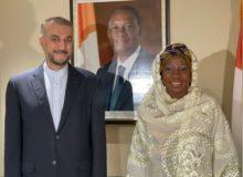اعلام آمادگی وزیر امور خارجه ساحل عاج برای صادرات کاکائو و مواد خام دیگر به ایران