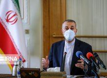 توییت وزیر امور خارجه درباره محور دیدارهای رییس جمهوری در تاجیکستان