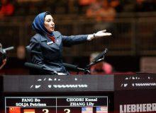 داور زن ایران قهرمانی آسیا را از دست داد/ دومین کرونا مثبت پینگپنگ