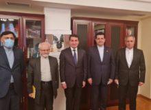روابط ایران و جمهوری آذربایجان بررسی شد