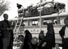روایتی از راندهشدگان ایرانی از عراق