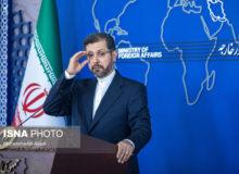 سخنگوی وزارت امور خارجه: زمان آن رسیده که آمریکا از خواب بلند شود