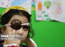 تنبلی چشم یک بیماری پنهان است/ غربالگری ۵۷ هزار کودک تا پایان سال