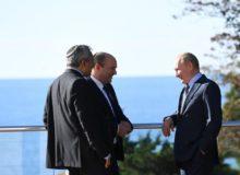 مسکو و تل آویو برای همکاری نظامی در سوریه توافق کردند