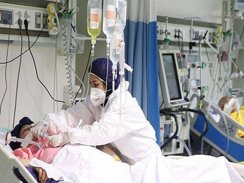 آمار فوتیهای کرونا، امروز ۱۴۰۰/۰۲/۱۴