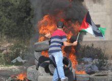 انفجار اوضاع در کرانه باختری با ۳ شهید و ۱۵۱ زخمی/ تظاهرات به درگیری مسلحانه بدل شد