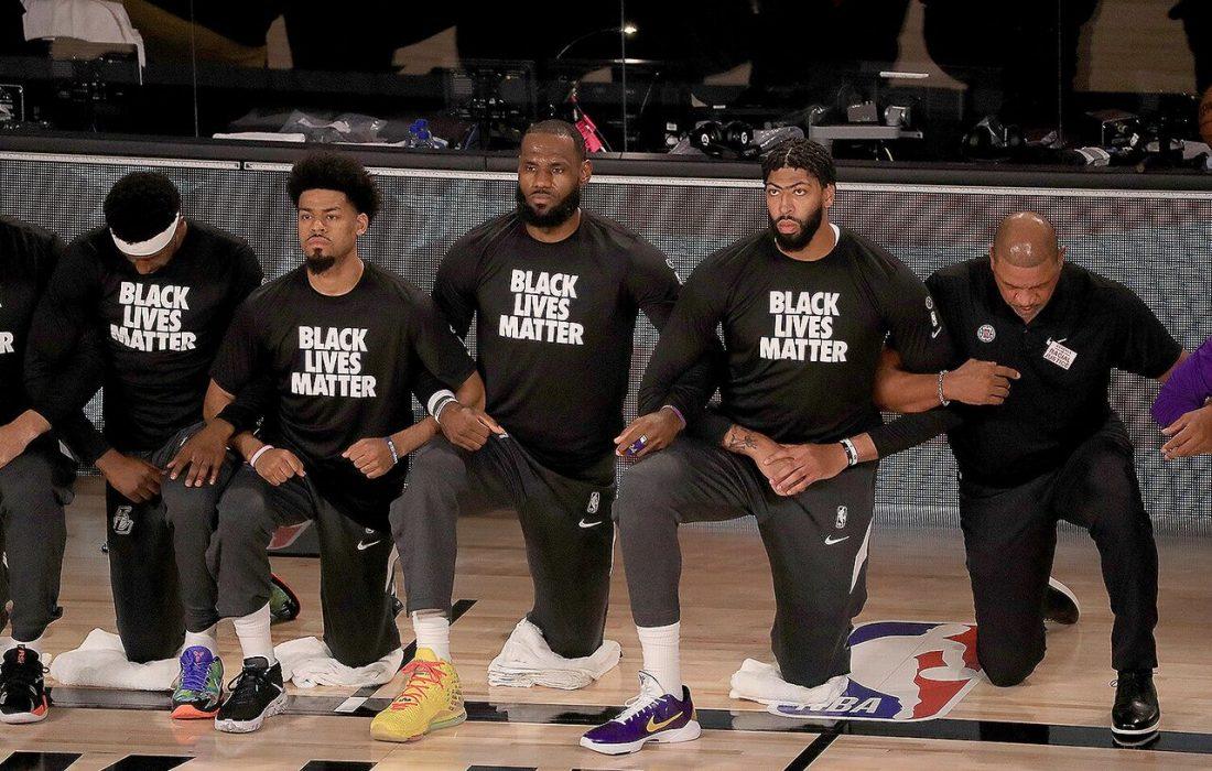 نمایش شعار «جان سیاهپوستان ارزشمند است» در المپیک توکیو ممنوع شد