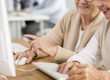 کرونا؛ عامل افزایش سواد دیجیتالی سالمندان