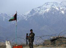 گسترش سایه جنگ داخلی در افغانستان و تجزیه ارضی آن