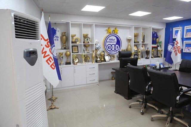 استعفای عبدیان و نظری/ اعضای جدید هیات مدیره استقلال معرفی شدند
