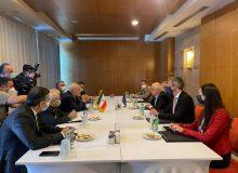 بیانیه اتحادیه اروپا در پی دیدار ظریف و بورل