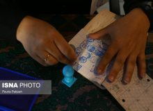 رئیس ستاد انتخابات :۴۰۸ هزار تعرفه تا ساعت ۲۲ در شعب کردستان توزیع شده است