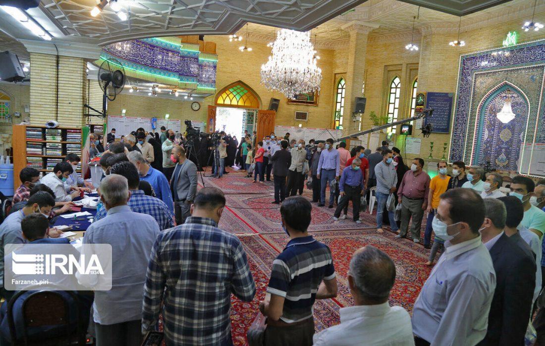 رای مردم تهران به عزت و اقتدار ملی