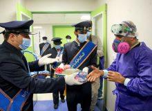 سفیران مهدوی به مناسبت دهه کرامت در بیمارستانها حاضر میشوند