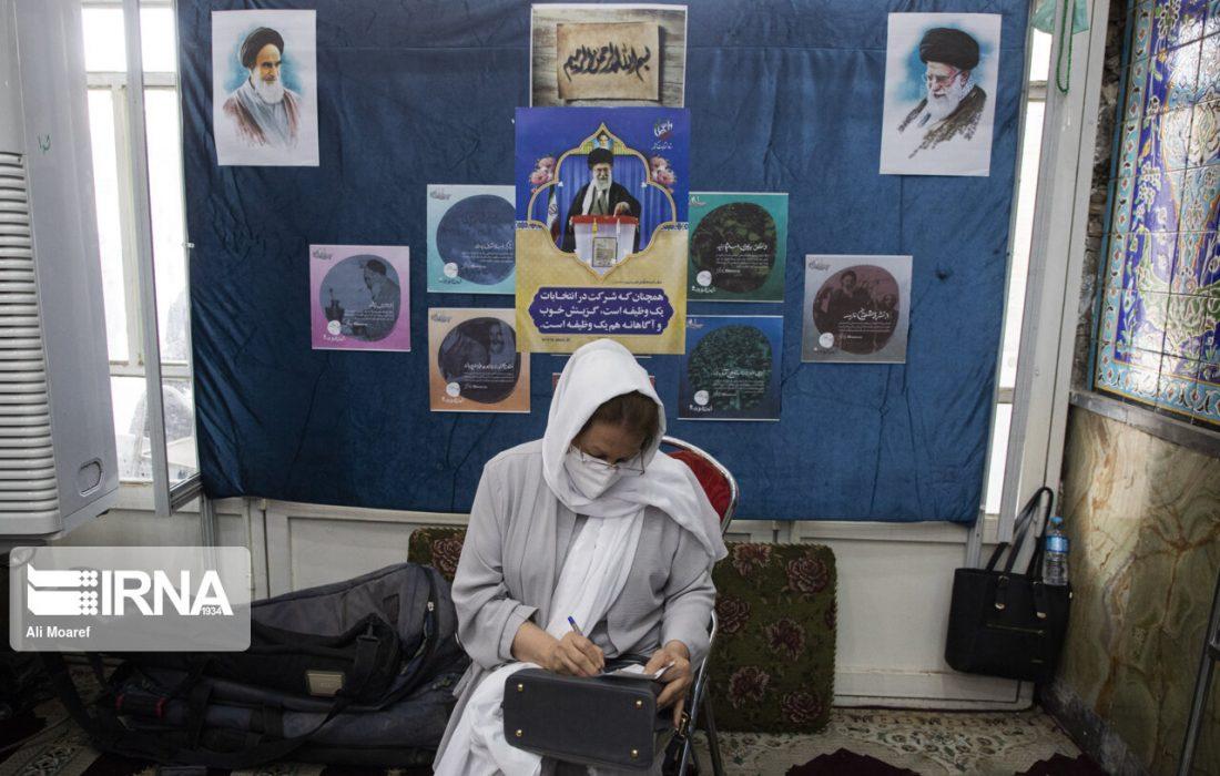 لبیک صابئین مندایی ایران به ندای رهبرمعظم انقلاب برای شرکت درانتخابات